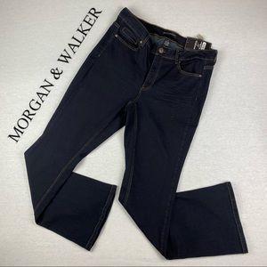 Stitch Fix Morgan & Walker Bootcut Stretch Jeans